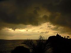 Le Grand Phare (Naim H) Tags: sun lumix algeria playa panasonic plage phare algérie jijel tz7