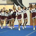 LHS Cheer, White Knoll Middle, 10-20-2015