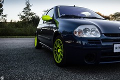 Renault Clio rs (N.D pictures) Tags: renault sport clio rs lohéac trackday piste worldcars