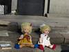 (Arrëtez la Musique) Tags: doll dolls secondhand fleamarket lithuania vilnius mercadillo muñecas bambole muñeca vilna lietuva lituania bamboline