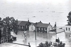 B4 - Front Street in Wormleysburg 1972 Flood. (dfirecop) Tags: york flood pennsylvania hurricane historic pa agnes 1972 harrisburg wilkesbarre dfirecop