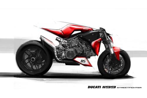 Ducati 1199 Streetfighter