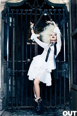 (waluntain) Tags: celebrity strange beautiful lady magazine out crazy famous fame odd kinky odds gaga