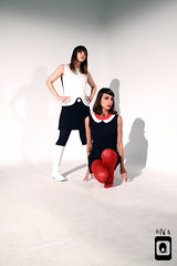 PW & QUELOTI (2015) (PeriWhat) Tags: madrid girls music fashion rock cool 60s fashionphotography handmade moda band marca brand malasaña sixties kinks sesenta hechoamano musicfashion queloti periwhat