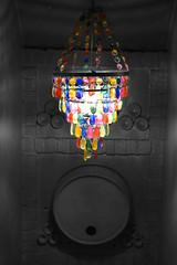lamp in trapgat (zaqina) Tags: cantina mexicana groningen vismarkt lamp