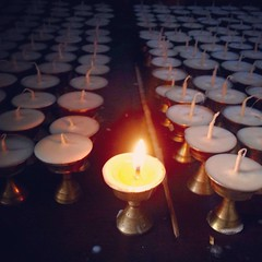 Flame Burning Butterlamps Illuminated Candle Oil Lamp Hope PhotoNepal Pattern Morning Prayer Light For Peace Travel Diaries (bmaharjan) Tags: flame burning butterlamps illuminated candle oillamp hope photonepal pattern morningprayer lightforpeace traveldiaries