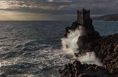 La mareggiata... (Antonio Calvagno Photography) Tags: landscape photography photo paesaggio panorama nikonphotography nikon nikonflickraward flickr flickrtravelaward sicily italy