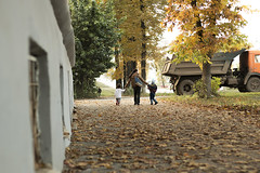 run away (letalka) Tags: alina karina gleb child streetphotography street runaway