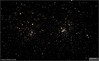 Perseus Double Cluster (NGC 869 and NGC 884) (Tom Wildoner) Tags: tomwildoner leisurelyscientistcom leisurelyscientist astronomy astronomer astrophotography canon canon6d science space perseus constellation cassiopeia ngc869 ngc884 doublecluster opencluster open cluster celestron ioptron zeq25gt nightsky night deepspace deepsky dss deepskystacker mosaic astrometrydotnet:id=nova1895260 astrometrydotnet:status=solved