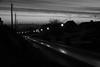 Un matin calme (pi3rreo) Tags: raillencourt noiretblanc black white urban urbain extérieur city ville matin sunrise soleil morning early fujinon fujifilm ciel sky xe2 campagne cityscape