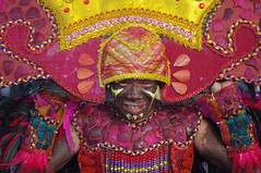 Dinagyang Festival 2017, Friday 20th Of January, Iloilo City, Panay Island, Province Of Iloilo, Philippines (ARNAUD_Z_VOYAGE) Tags: islands island philippines landscape boat sea southeast asia city people amazing asian street action cars jeepney tricycle architecture river tourist capital town municipality filipino filipina colors building house provincial province village altitude mountain mountains panay trycicle beach beaches white sand western visayas gulf iloilo dinagyang festival 2017 costums cultural santo niño