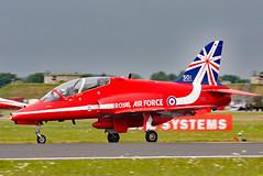XX311 (GH@BHD) Tags: xx311 hawkersiddeley britishaerospace hs bae hawk raf royalairforce redarrows aerobatic riat riat2014 raffairford royalinternationalairtattoo fairford aircraft aviation military
