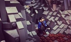 Brickvention 2017 Teaser (Ben Cossy) Tags: brickvention lego afol melbourne convention rocks missionreportdecember161991 castle got
