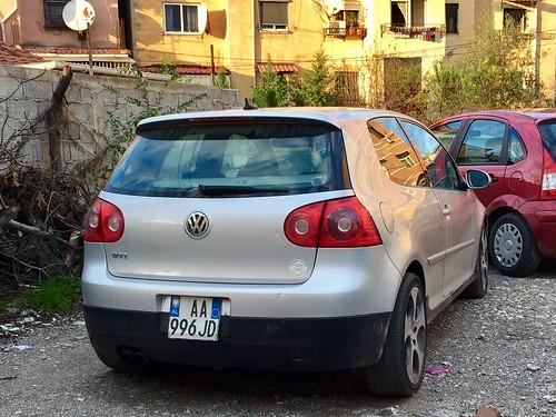 VW Rabbit GTi