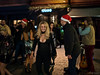 Merry Christmas (SimplSam) Tags: london panasoniclumixg7 street simplsamcom christmas party dancing girls guys musician night
