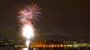 63+150: Manly fireworks (7), 31/12/16 (geemuses) Tags: manly newyearsevefireworks fireworksdisplay sydneyharbour northernbeaches entertainment celebrations waterfront pyrotechnics
