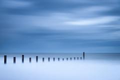 Posts (Stu Meech) Tags: southbourne beach bournemouth dorset posts groyne nikon d750 24120 leefilters big stopper