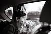 138/365 - Carsick (kate.millerwilson) Tags: carsick child window roadtrip monochrome nikond750 sigmaart35mmf14