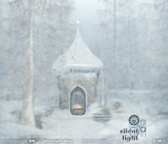 8f8 - Silent Light - Winter @ Deco(C)rate January 2017 (iBi 8f8) Tags: sl secondlife virtuallife 8f8 ibi silent light frozen winter cold chapel forest life warmth decocrate january 2017