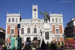 Valladolid (10.12.2016) (Cris_mc) Tags: 2016 spain españa valladolid castillayleón christmas navidad carrusel tiovivo merrygoround