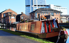 Jan12 (NimajnebGardner) Tags: leeds january swans rain abbey sunny canal winter