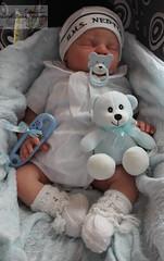 Reborn Doll Liam from Rebecca Sculpt (Angeliquenz34) Tags: rebecca sculpt reborn reborns doll art collectable baby reva schick