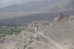 Leh Palace India (Kaushal Ojha) Tags: leh india indusriver oldplace