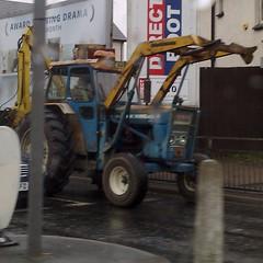 ➟ (uk_senator) Tags: 1973 ford 4000 tractor