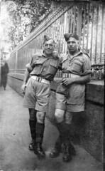 military photo set (foundin_a_attic) Tags: military british uk 1942 egypt
