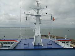 OSCAR WILDE (hakzelf) Tags: ship lucht shipsbridge captainsbridge irishferries