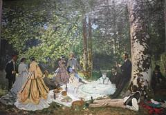 Le Déjeuner sur l'herbe (1886), Claude Monet - Collection Chtchoukine, Fondation Vuitton, Paris XVIe (Yvette G.) Tags: ledéjeunersurlherbe fondationvuitton paris paris16 collectionchtchoukine claudemonet