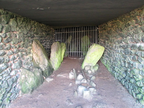 Barclodiad y Gawres Chambered Cairn