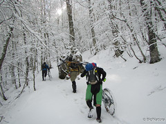 IMG_1529 (BiciNatura) Tags: bicinatura mountain bike mtb monte aspra all snow