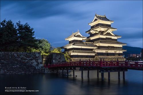 Matsumoto Castle - Matsumoto, Nagano (Japón)