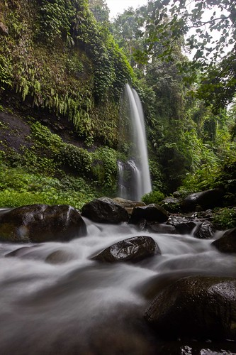 Sendang Gile Waterfall  II