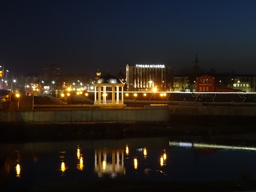 Ночная Тула
