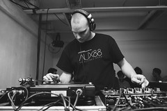 Oxyd (RG Video) Tags: blackandwhite 75021 party 6b music dj techno house acid set oxyd remygolinelli