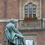 "Aleksander Fredro statue // Pomnik Hrabiego Aleksandra Fredry<a href=""http://www.flickr.com/photos/28211982@N07/20606102338/"" target=""_blank"">View on Flickr</a>"