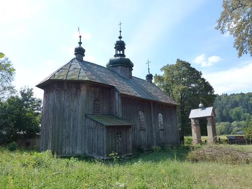 Cerkiew w Krasicach