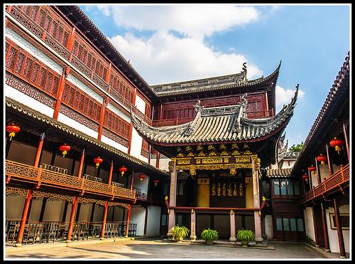 Shanghai: Teatro