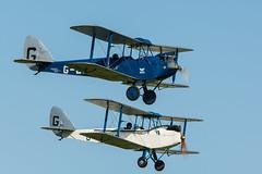 _DSC6499-18 (Ian. J. Winfield) Tags: aircraft moth aeroplane airshow dh pageant shuttleworth biplane dehavilland oldwarden