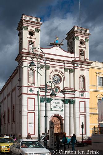 Riobamba architecture
