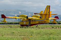I-DPCG (MikeAlphaTango) Tags: airplane airport aircraft aviation runway calabria aereo avion lamezia bombardier canadair lameziaterme aeronautica lica vigilidelfuoco