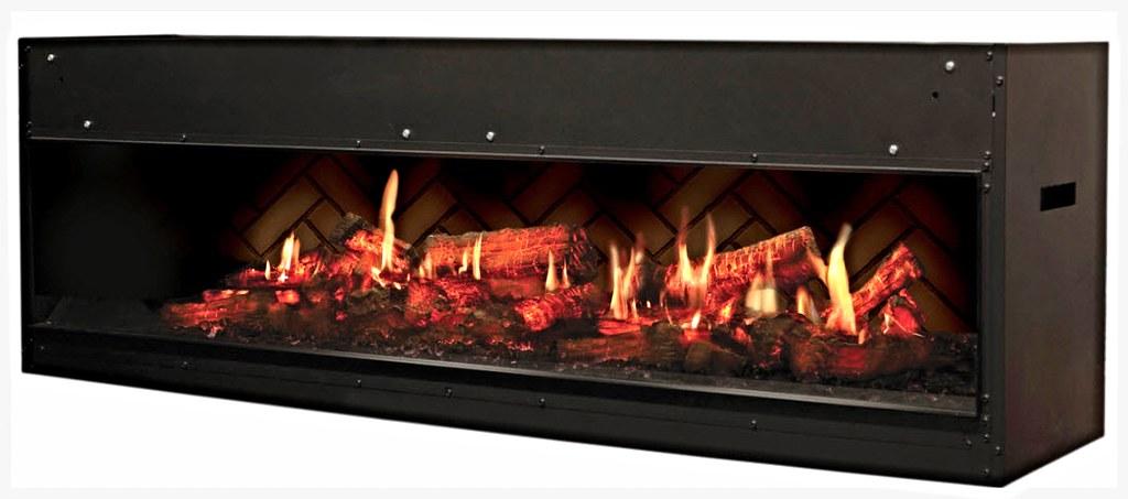 Dimplex  Opti-V VF5452L electric fireplace