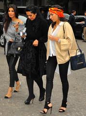Milan Fashion Week spring/summer 2015 street style (Paulix Black) Tags: street city urban sexy girl fashion lady cool glamour italian pumps pants sandals milano moda style class glam chic fashionista stylish classy fashionable streetstyle