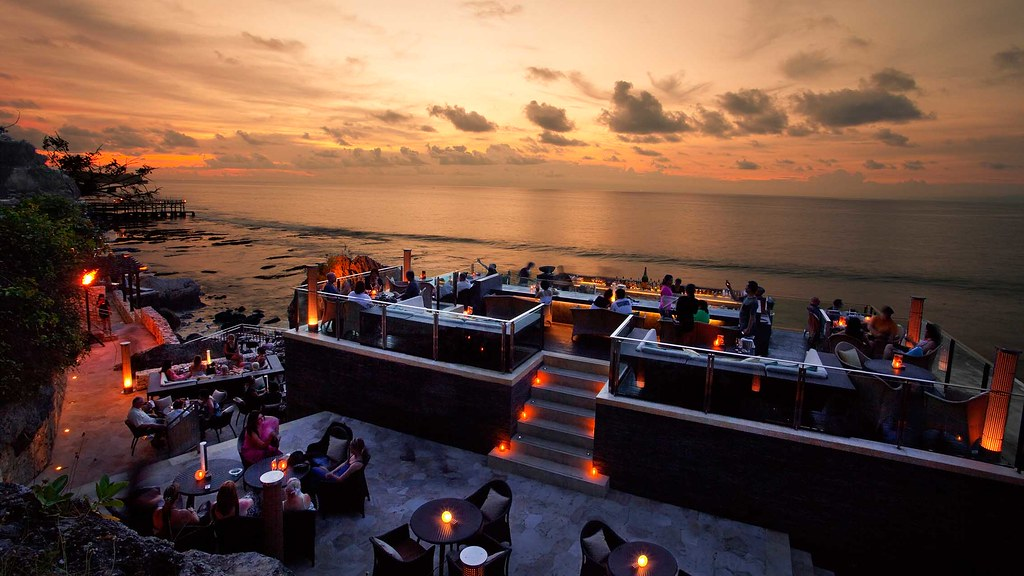 The Rock Bar, Ayana Resort