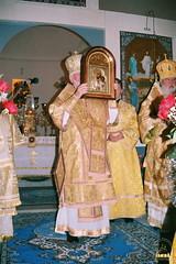 093. Consecration of the Dormition Cathedral. September 8, 2000 / Освящение Успенского собора. 8 сентября 2000 г