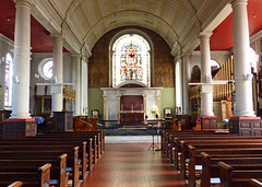 City of Worcester, All Saints Church. (Tudor Barlow) Tags: summer england churches worcester listedbuilding parishchurch churchinteriors gradeiilistedbuilding lumixfz200 worcesterallsaints