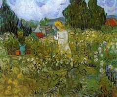 vangogh_mademoiselle_gachet_her_garden_auvers_sur_oise_1890 (Art Gallery ErgsArt) Tags: museum painting studio poster artwork gallery artgallery fineart paintings galleries virtual artists artmuseum oilpaintings pictureoftheday masterpiece artworks arthistory artexhibition oiloncanvas famousart canvaspainting galleryofart famousartists artmovement virtualgallery paintingsanddrawings bestoftheday artworkspaintings popularpainters paintingsofpaintings aboutpaintings famouspaintingartists