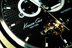 Gorgeous timepiece (elluckyphoto) Tags: newyork watches time gorgeous watch timepiece accessories wristwatch luxury kennethcole watchmania